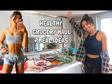 HEALTHY GROCERY HAUL | Meal Ideas for Weight Loss