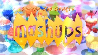 Mash Ups: Summer Job Doll Crafts | Froyo Shop | Lifeguard Tower | Lemonade Stand & More