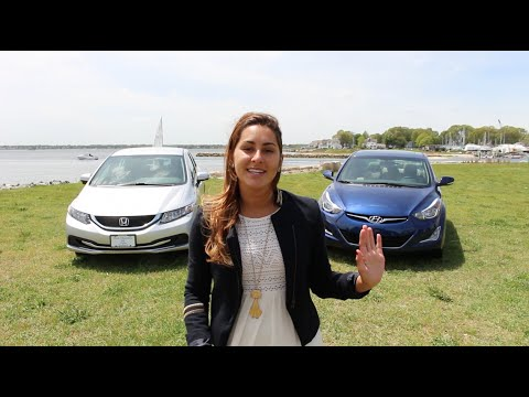 2015 Honda Civic vs. 2016 Hyundai Elantra Decisions