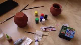 Easy Pot Painting