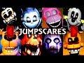 200 EXTRAS JUMPSCARES Iulitm FNAF Fan Games mp3