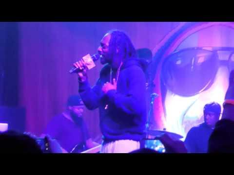 Snoop Dogg-Gangsta Party live