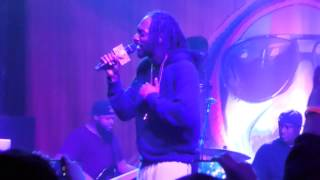 Snoop Dogg-Gangsta Party live