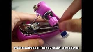 Machine à coudre manuelle en PROMO à découvrir dans notre mercerie: https://latelierdanais.com/products/machine-a-coudre-manuelle.