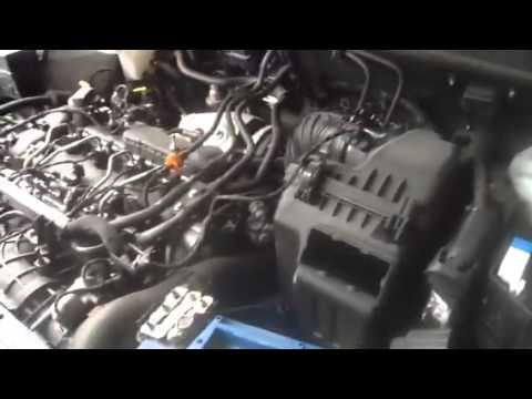 2011 hyundai santa fe d4hb 2 2 litre diesel manual 4 cylinder engine rh youtube com Santa Fe Blue Goose 2004 Hyundai Santa Fe
