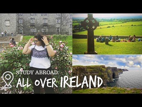 Study Abroad: Castles, Beer & Irish Adventures!   Vlog #20