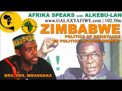 WHATS THE SOLUTION FOR ZIMBABWE?