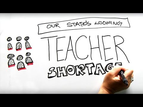 The Looming Teacher Shortage in New York State