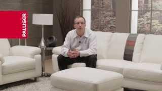 Palliser Furniture -- Sales Training Episode 3 -- The Broadway Bonded Champion Story