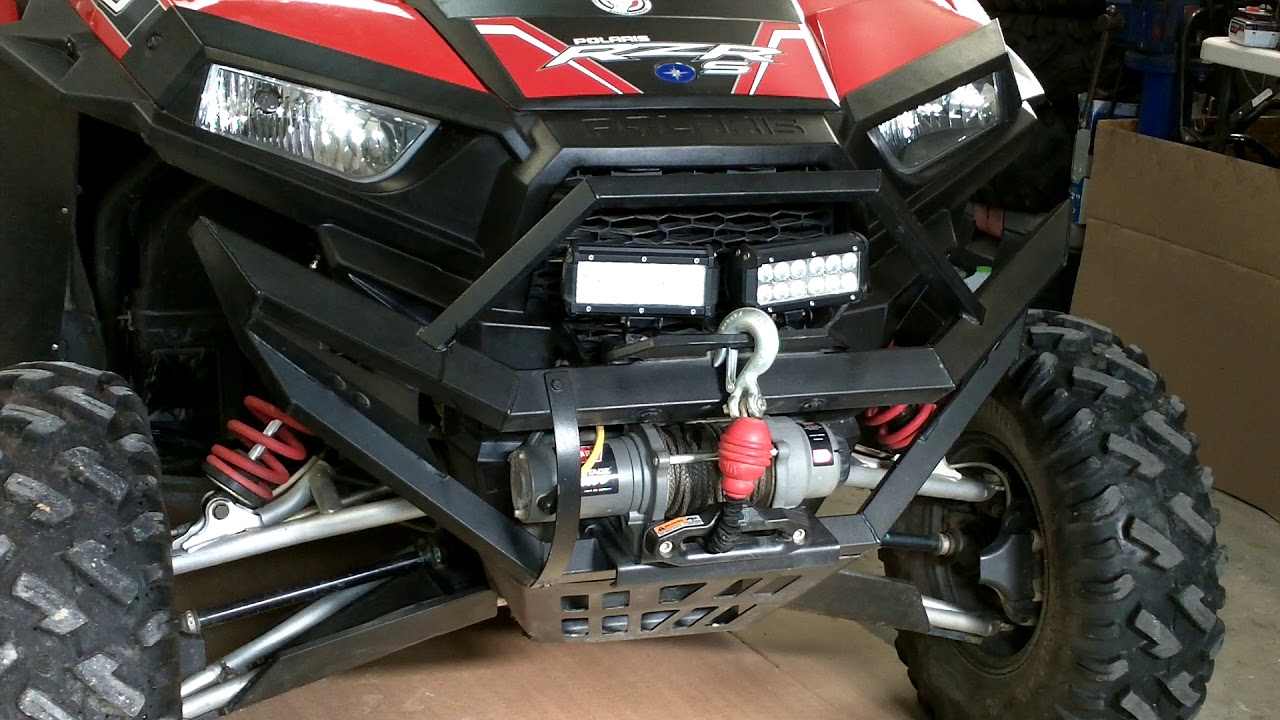 Polaris 900 S RZR Razor SxS UTV Warranty Denied  Fox Shock Therapy