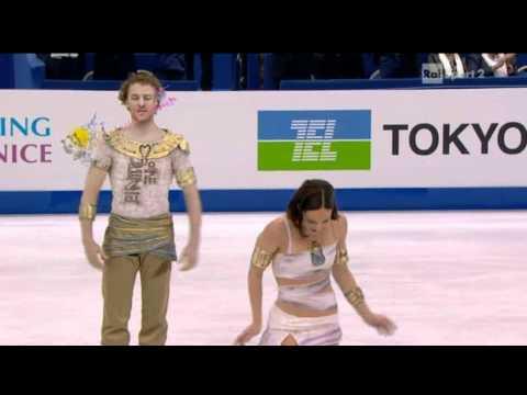 Nice 2012 ICE DANCE FD -18/21- Nathalie PECHALAT  Fabian BOURZAT - 29/03/2012