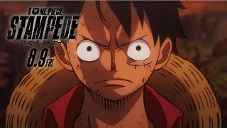 Watch One Piece Movie 14: Stampede Anime Trailer/PV Online
