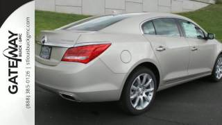 New 2016 Buick LaCrosse St Louis MO St Charles, MO #160558