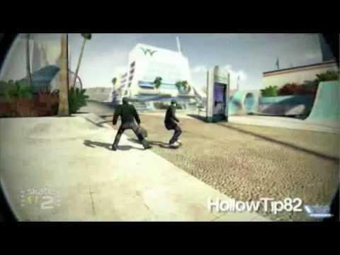 Лучшие трюки в игре skate 2
