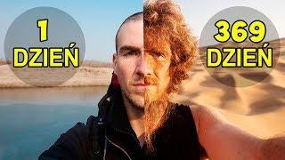 Ten mężczyzna przeszedł 5000 km pieszo. Oto co się z nim stało