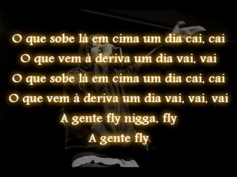 Allen Halloween - Fly Nigga Fly (Lyrics)