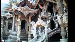 видео Храм Истины в Паттайе - как выглядит? где находится? как добраться?