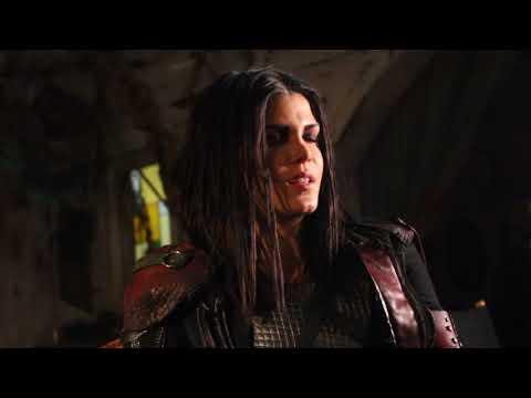 The 100 Season 5  Marie Avgeropoulos on Octavia's Future