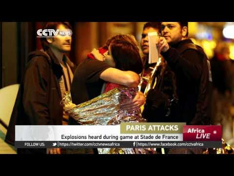 #ParisAttacks: Multiple deadly attacks hit French capital