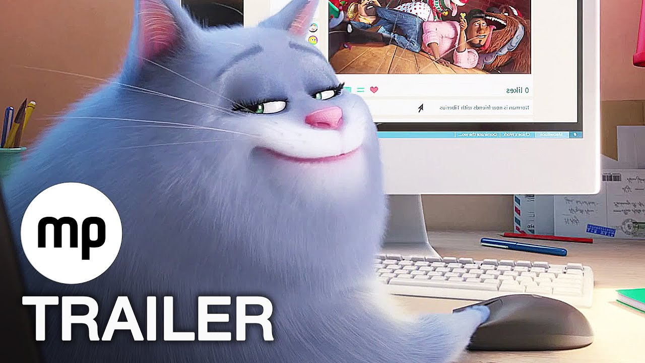 Pets Trailer
