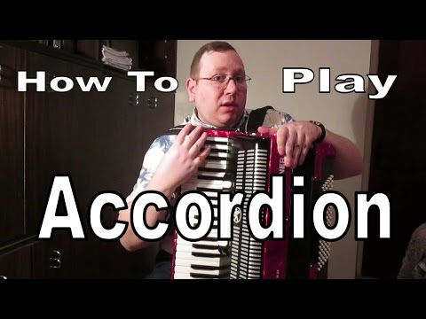 How To Play Accordion - Starter Lesson (Complete)