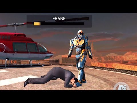 Gangstar Vegas - Binary BlastCast Lvl 3 VS FRANK Final Mission