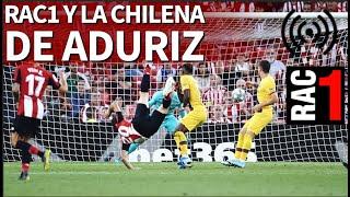 La narración de RAC del golazo de Aduriz en el Athletic-Barcelona   Diario AS Video