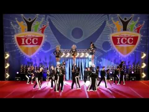 Unity Allstars - Black - Senior Cheer Unlimited Co Ed Level 5 - 2016 WBF (MA)
