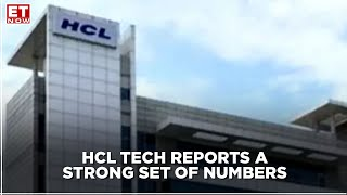 Earnings With ET NOW | Deal Wins Aid HCL Q2 | C Vijayakumar and Prateek Aggarwal, HCL Technologies