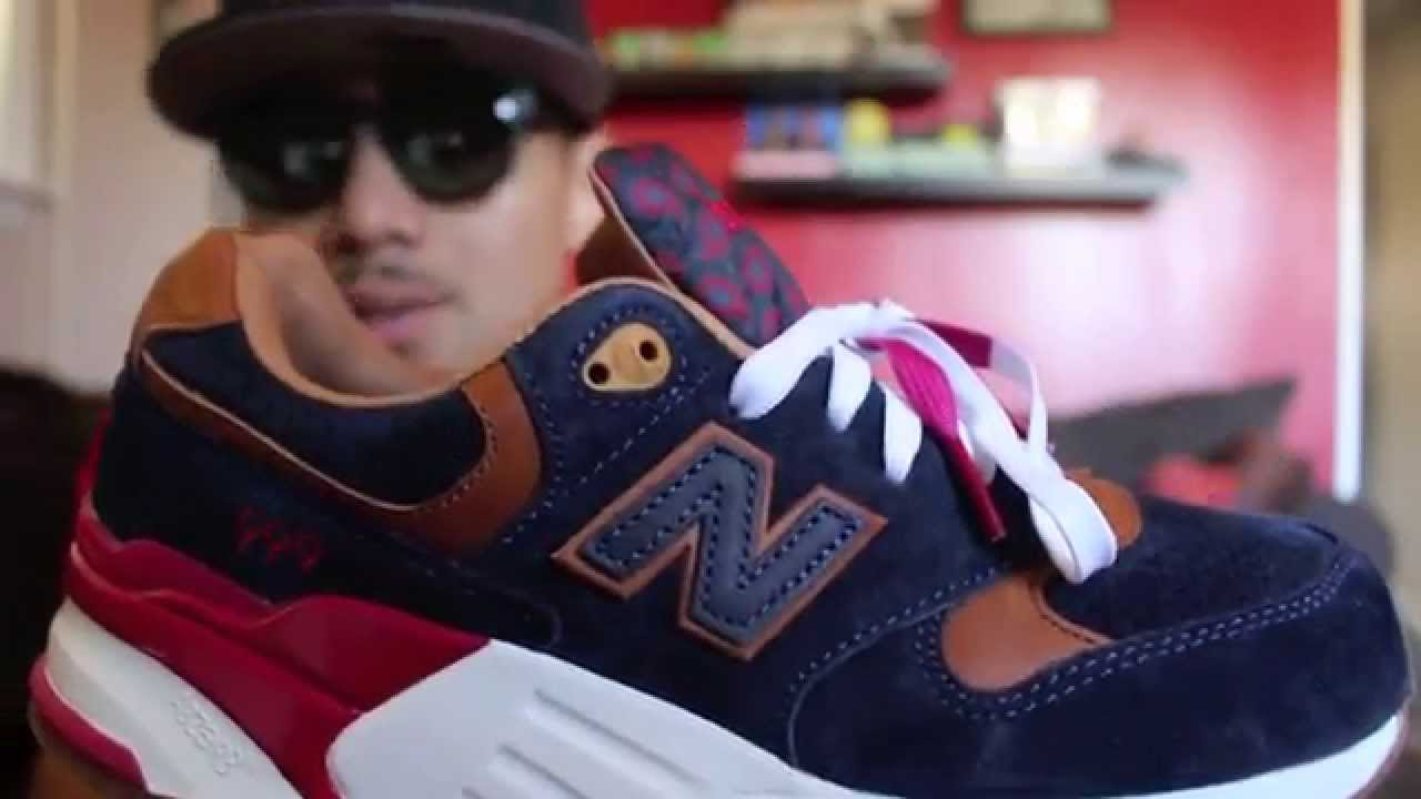 new arrival de04b 4cb4e Sneaker Politics x New Balance 999