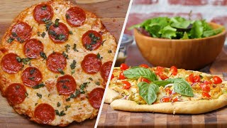 5 Gourmet Pizzas You Can Make At Home • Tasty Recipes