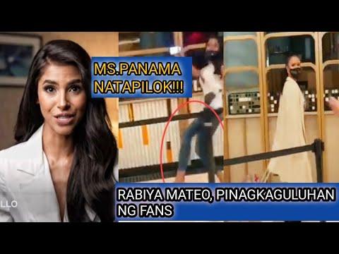 RABIYA PINAGKAGULUHAN NG FANS! | MS.PANAMA NATAPILOK | LATEST MAY 11