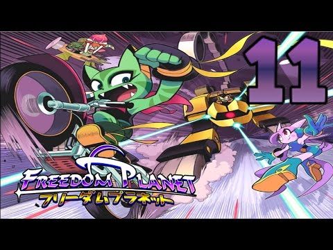 Let's Play Freedom Planet Part 11: Dragon's Dogma