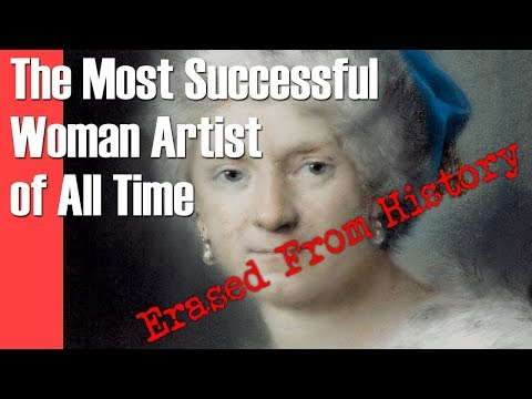 Erased From History: Rosalba Carriera || AVU EP4