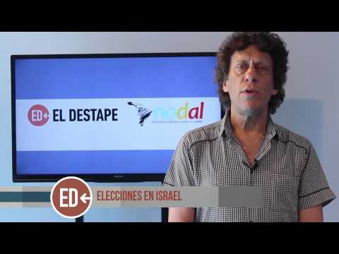 Israel y la victoria de Netaniahu | El Destape