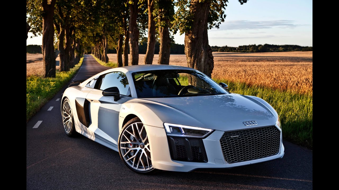 The Beauty Of The Audi R8
