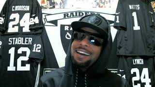Marshawn Lynch Retires From The Oakland Raiders In 2019