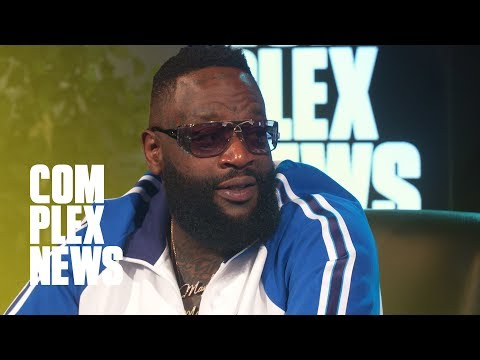 Rick Ross Talks Nearly Dying, Collab Album With Drake & Port Of Miami 2