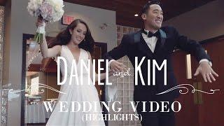 Daniel & Kim - Wedding Video (Highlights)