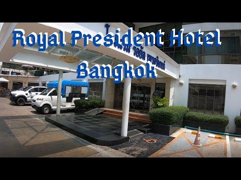 Royal President Hotel, Bangkok. 3.2 Stars