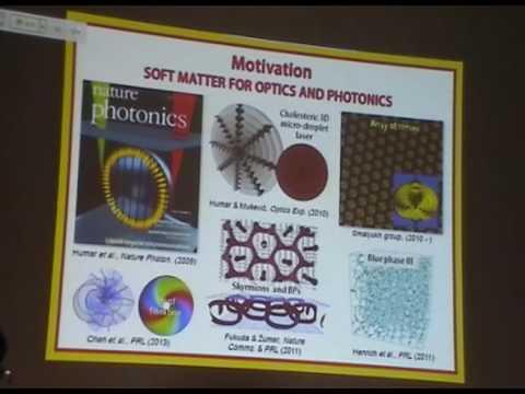 Liquid Crystal Colloids, Defects, and Knots I - Uroš Tkalec