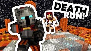 Minecraft: Noob vs Pro Death Runner! xD