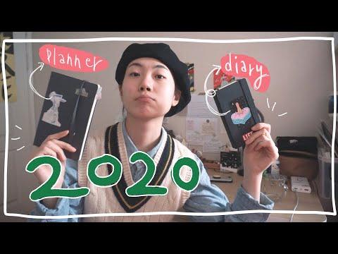 2020 NEW 다이어리 & 플래너 공개