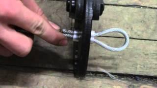 Zapętlaj Worth W. Smith How-to Series How to crimp a cable | Worth W. Smith