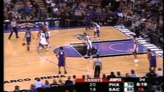top 10 career assists of steve nash and countdown to 10 000th all time great