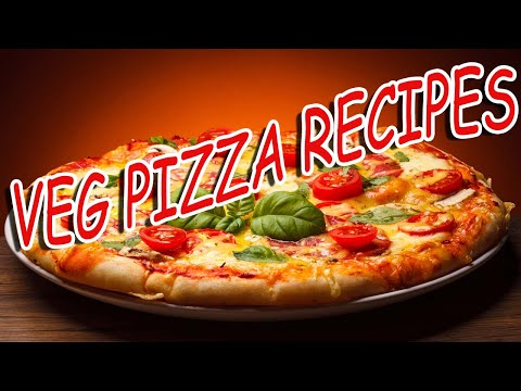 Healthy Pizza Recipes | How Can Pizzas Be Healthy | New Workout Pizza Recipes | Vegan & Easy To Make