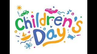 Beautiful Children's Day messages, GIFs, Quotes, images, wishes, Greetings, Card,whatsapp video