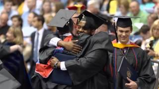 2013 University of Dayton Spring Commencement