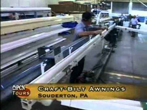 Aristocrat Awnings Factory Tour
