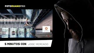 5 minutos con José Mercado. Sony Ambassador Europa